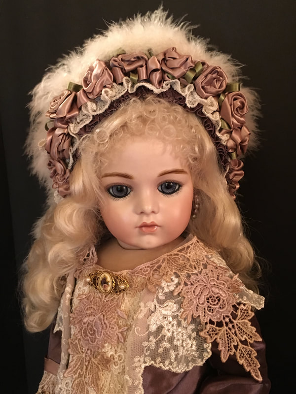 Reproduction Bru Jne Dolls Porcelain Dolls And Lace