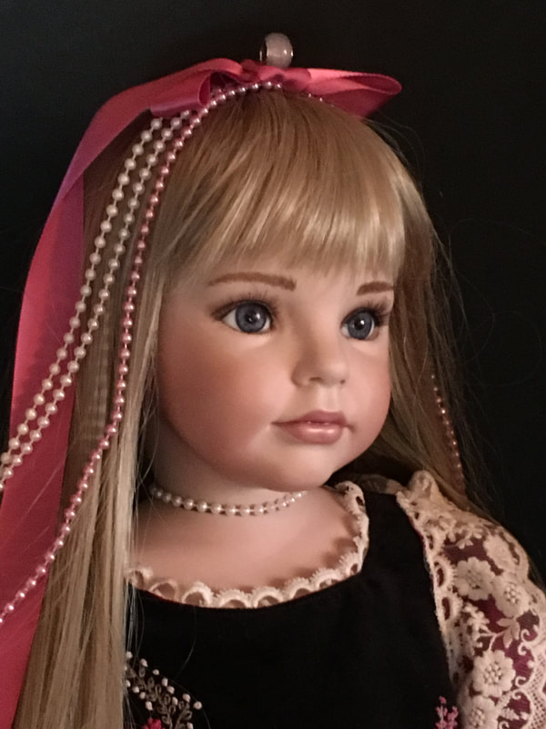 High End Dolls Porcelain Dolls And Lace