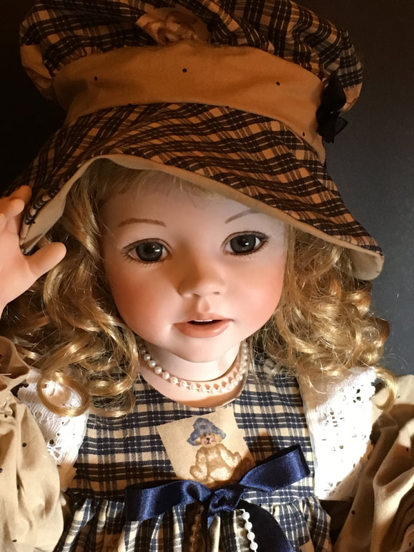 Large Dolls 28 Quot Or More Porcelain Dolls And Lace